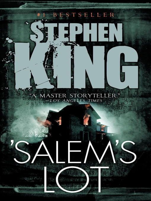 Salem's Lot book cover